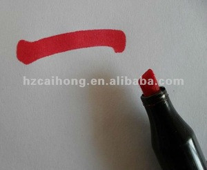 BROAD TIP marker pen-CH5160,popular chisel tips and high-quality inks