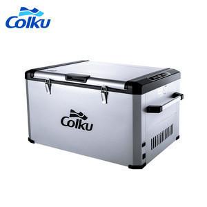 Colku car fridges 12v mini deep freezer 12 volt cooler box 24v other portable refrigerators dc ac camping compressor fridge