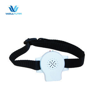 Electronic Voice Command Recording Small Pet Dog Bark Collar Ultrasonic Anti bark Dog Safe Training Collar