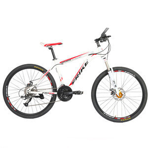 EUROBIKE  26 Inch 24 27 Speed Aluminium Bicycle Magnesium alloy 3 Spoke Integrate Wheel Sport suspension Mountain Bike MTB