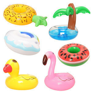 Fashion Handmade 6 Items/Lot Animal Swimming Ring Doll Accessories Kids Toys Objects For Barbie Game Best DIY Present For Girl