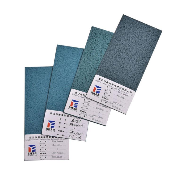 High Glossy good performance epoxy wholesale powder coat paint