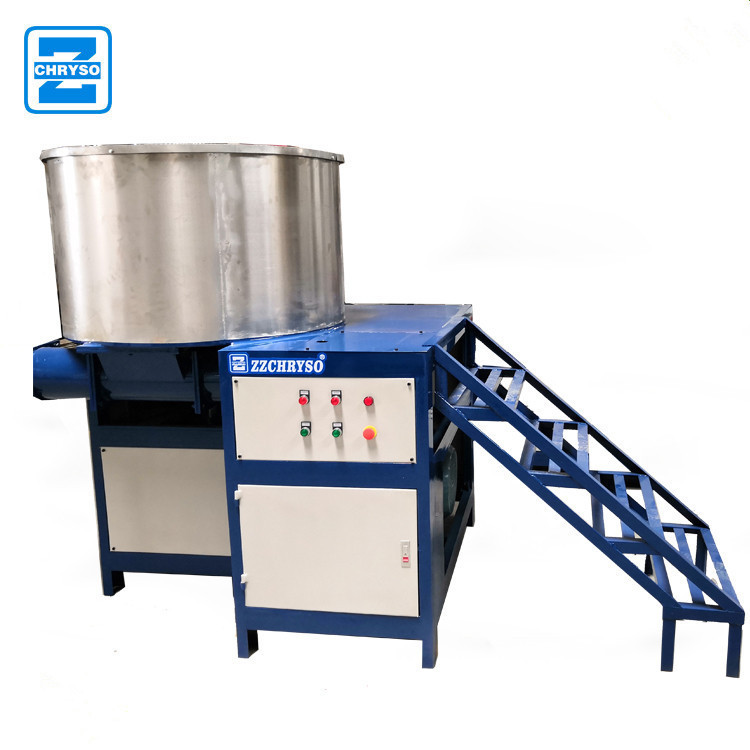 High quality wood photo frame profile making machine / gesso extruder putty machine