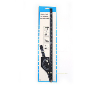 Hot Sale Precision Marking Universal Bevel Degree Protractor Angle Tool