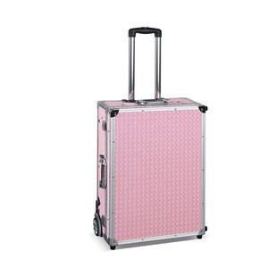 Hot Selling Lighted Makeup Station With Mirror Dy9606 T Professional Travel Beauty Trolley Vanity Case With Lights And Legs Hot Selling Lighted Makeup Station With Mirror Dy9606 T Professional Travel Beauty Trolley Vanity