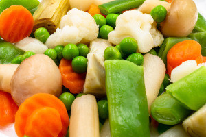 IQF Wholesale Blanched Frozen Vegetables | Originia Foods