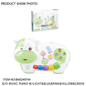 Lovely educational baby learning machine with songs and lights