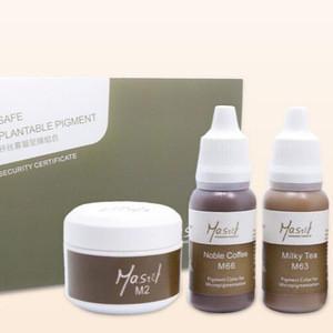 Mastor Permanent Makeup Micropigment Lip Tattoo Ink Kit