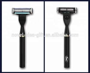 Mens shaving razor,portable mens razor,3 blade razor