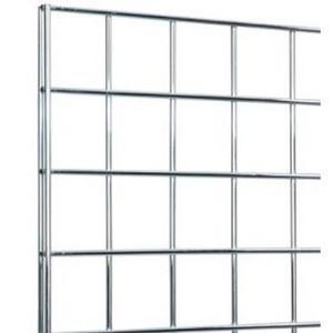 Metal wire mesh display panels grid panel