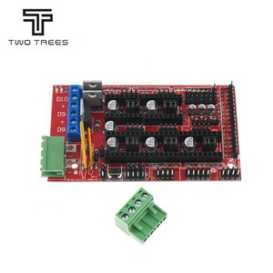 Motherboard Ramps 1.4 Ramps New version 3D Printer Control Board for Reprap Mendel
