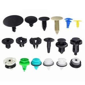 New 500 PCS 3 Layer Box Universal for Car Auto Body Push Pin Plastic Fasteners
