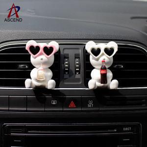 New Design Ceramic Car Vent Clip Air Freshener Customised and OEM SERVICE