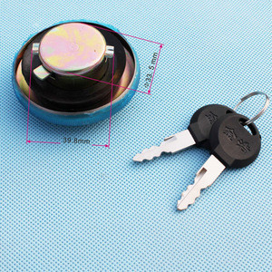 NEW Fuel Tank Cap Gas tank Cap key for Honda Monkey Z50 50A Z50J Bike Gas Fuel TANK CAP