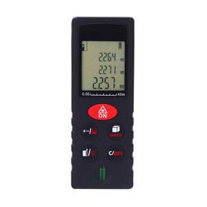 New Miniature Laser Range Finder D40m Electronic Infrared Laser Measuring Instrument