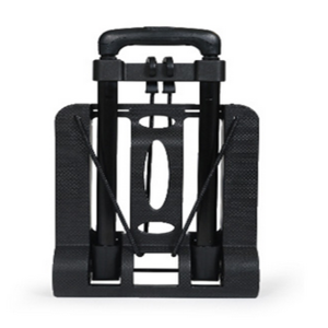 New plastic mini folding luggage cart for camping