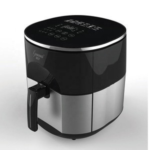 New style of deep air fryer  electric with high end out look design and multi function
