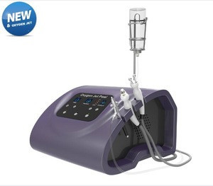 NL-HS205 BEST! high pressure oxygen jet peel facial washing the face beauty machine