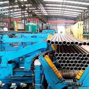 Professional standard steel pipe bundling  production line  machine