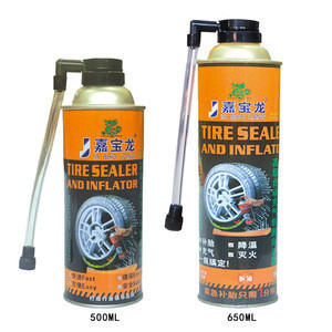 Replace Spare Tire Emergency Tire Sealant