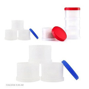 Reusable Food Grade Airtight Plastic Food Storage Container