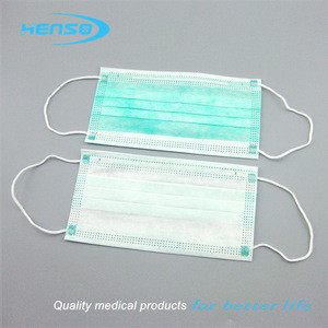 Surgical Facemask 3ply Tie On and Ear Loop for Adult Children