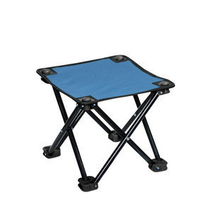 Wholesale Portable Folding Fishing Chair Camping Stool With Carry Bag
