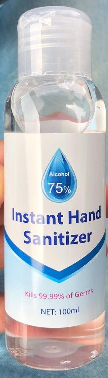 INSTANT HAND SANITIZER - 100ML CLEARANCE SALE