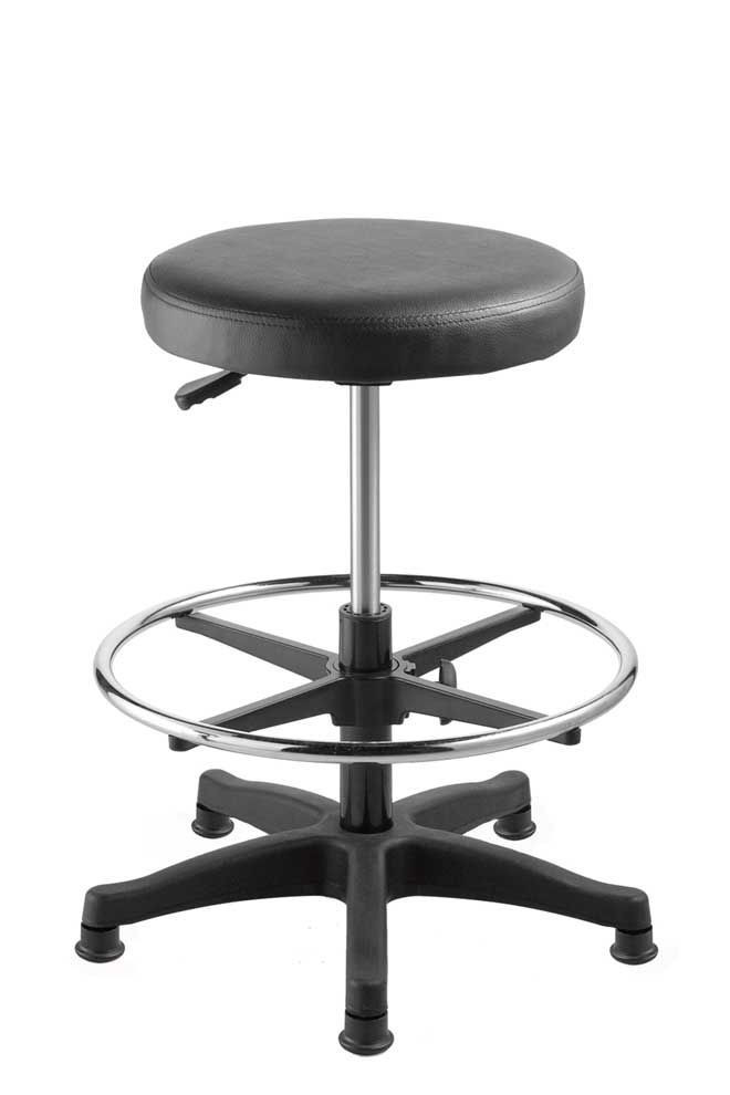 Swivel chair with gas lift
