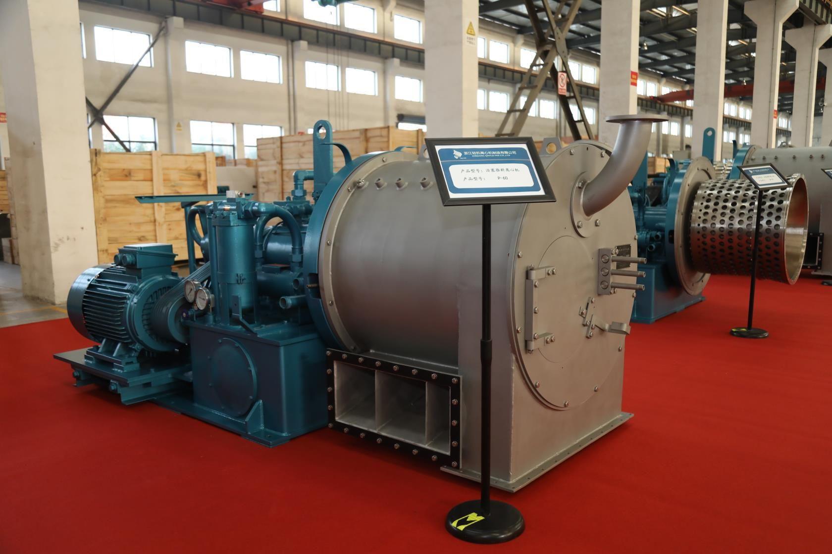 Centrifuge Separator for Chemical