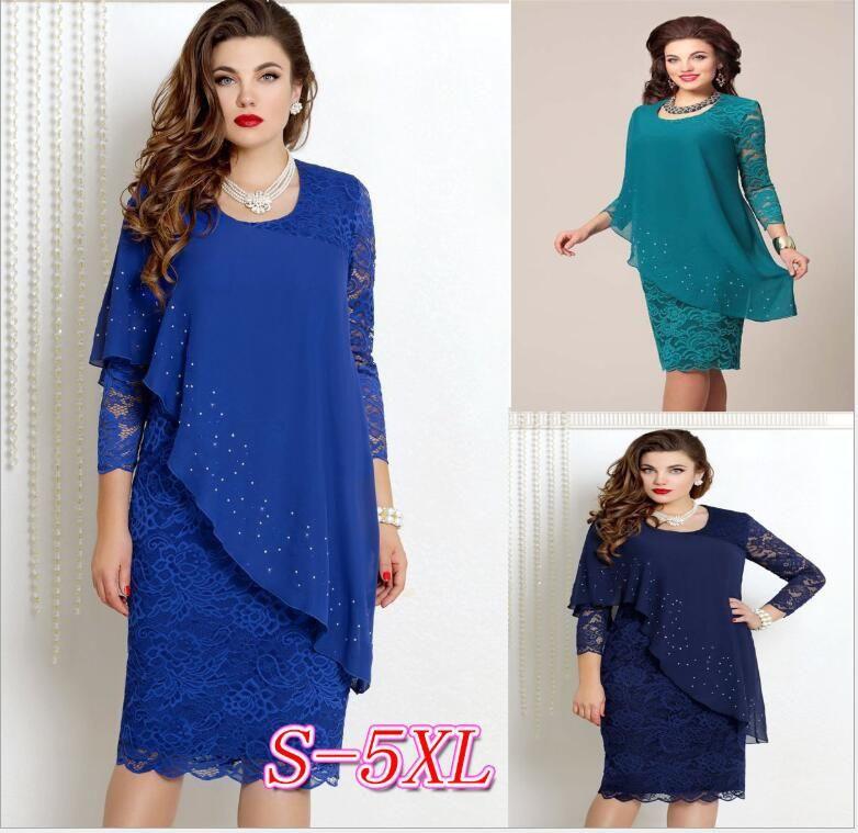2020 Hot Sale Latin Dance Dress for Ladies Showing Lace S-5 XL Costume Blue Grenn Purple Original Clothes for Elegant Women
