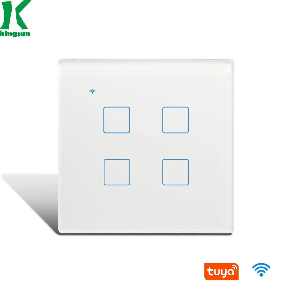 86 type wifi smart wall switch