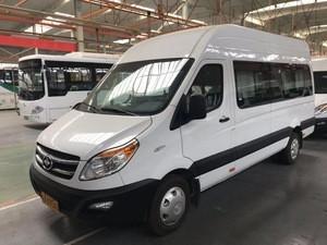 17 seats electric van