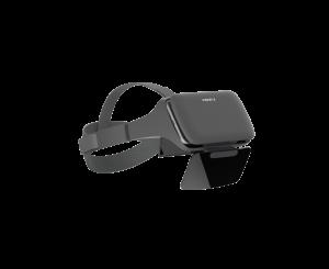 2020 hot Item HD digital eyewear ar 3D smart video glasses  Andriod9.1 Wifi headset