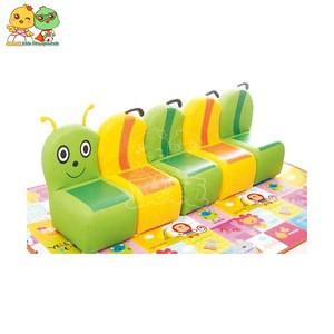 2020 Popular yellow car shape child sofa