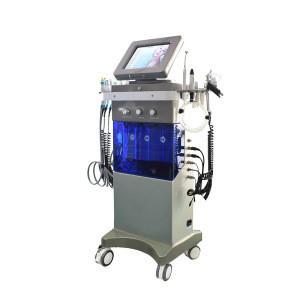 9 in 1 Aqua Facial Skin Care Microdermabrasion Machine Skin Peeling Device