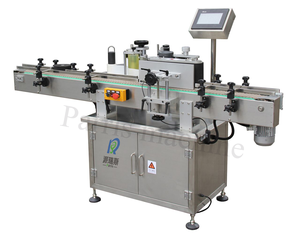 Automatic Round Bottle Labeling Machine,Sticker Labeling Machine For Can/Jar