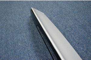 Car rear spoiler for Volkswagen golf mk7