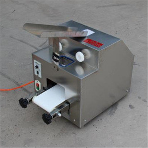 Commercial Flour Tortilla Dumpling Wrapper Skin Making Machine