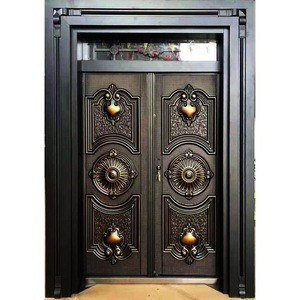 Commercial pictures wooden windows and doors steel door glass profile lowes wrought iron exterior entry doors with glass