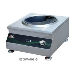 ESOW-003-5 Tabletop Wok Induction Cooker Mechanical Style