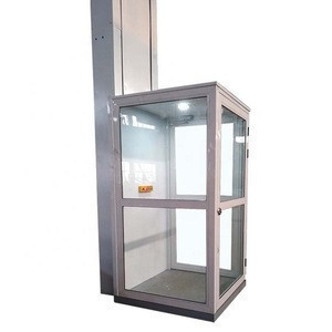Factory directly residential house small home mini hydraulic elevator lifts price