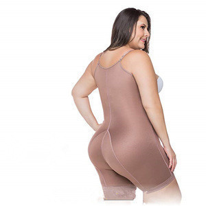 Fat Women Body Shaper Slip No Zipper Breathable&Comfortable Shapewear