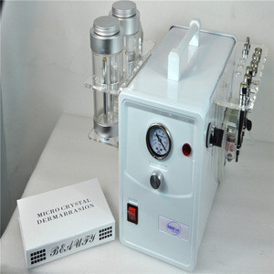 GH-06 Diamond Peel 2 function Facial Beauty Equipment/Machines in Salon&Personal Care with CE