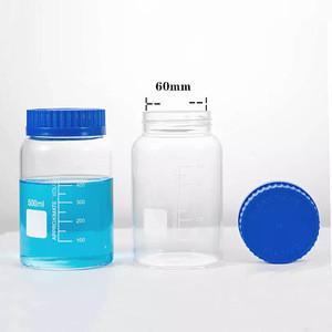 High borosilicate  glass reagents bottle 1000ml goods in stock