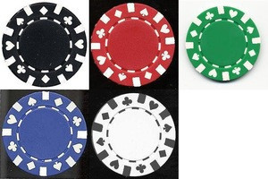 High Quality and cheapest Chip Case Set/Poker Chip