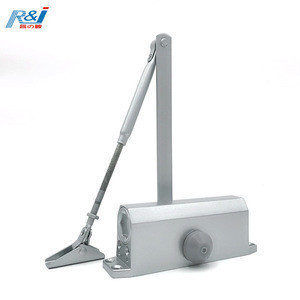 High stability Two speed door closer for  hotel room door (RJ-051S)