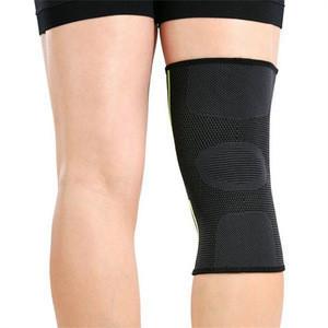 Highest Orange weightlifting dance soft sports knee pads