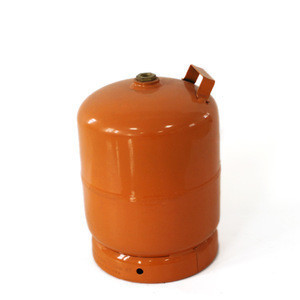 Hot In Benin Africa Zinc Plated Liquefied Petroleum Gas Tank Gas Cylinder With Lowest Price