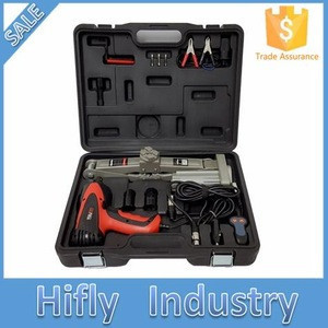 HY-135BM 1.5Ton Jack Automatic Electric Jack and Impact Wrench Electric Hammer Jack (CE ROHS )